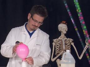 Mister C activity DIY CO2 Balloon